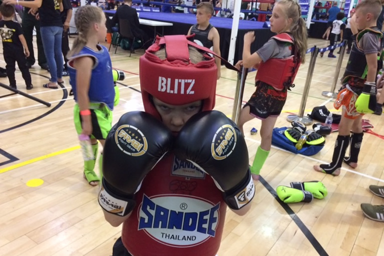 Kids Martial Arts Classes Bromsgrove