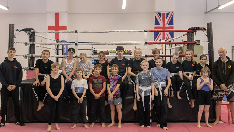 Martial Arts Self Defence Classes for Kids Bromsgrove Redditch