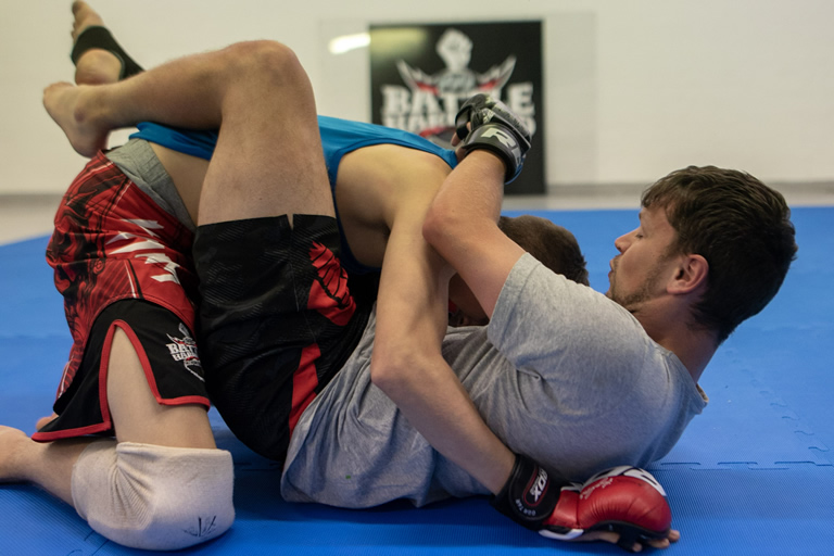 MMA Training Bromsgrove - Battle Hardened MMA