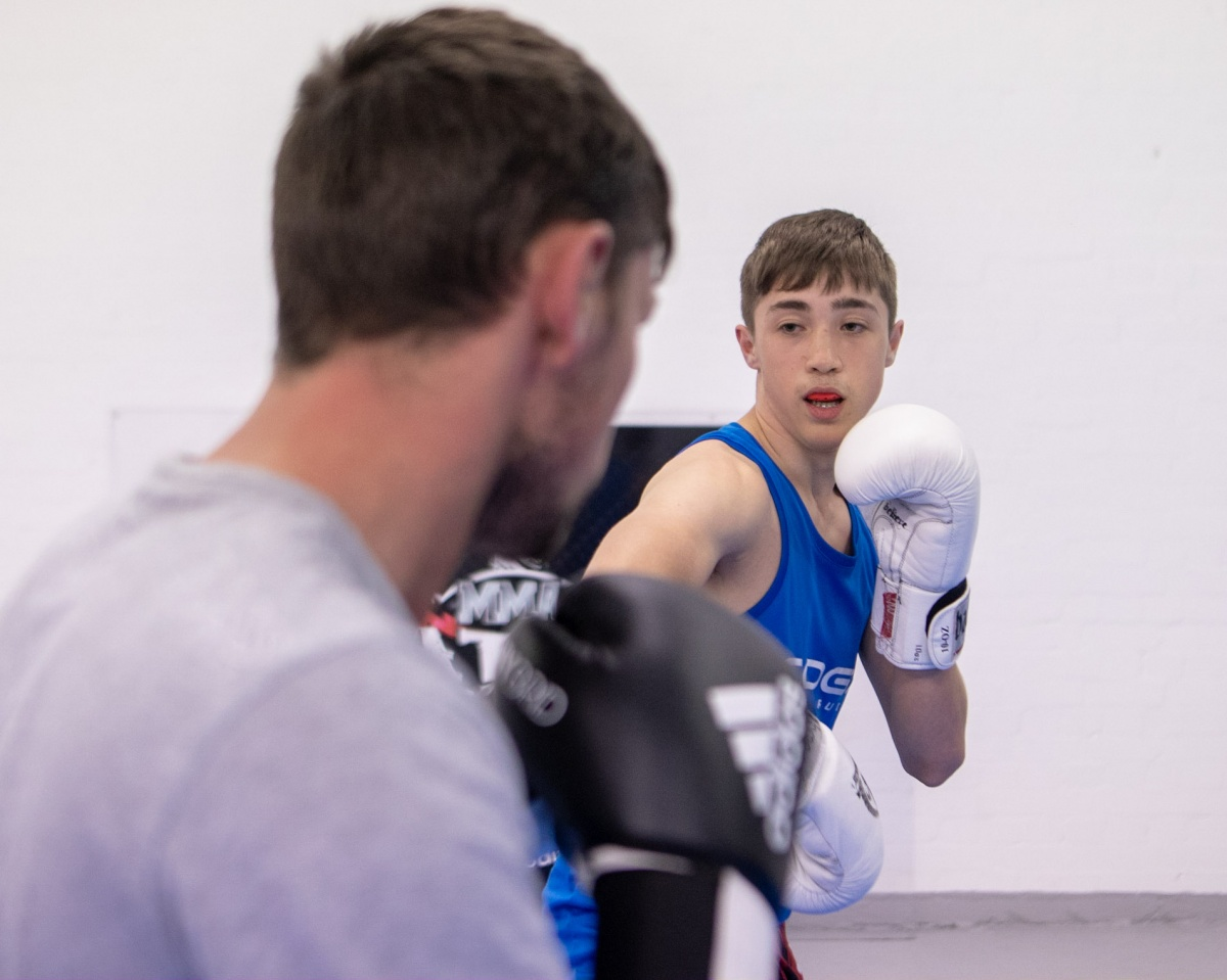Boxing Classes Bromsgrove