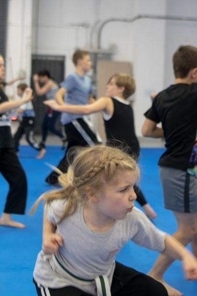 Junior Martial Arts Classes Bromsgrove