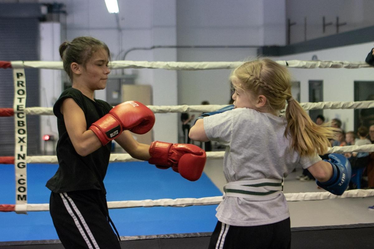Junior Martial Arts Classes Bromsgrove