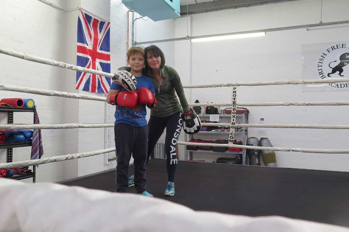 Open Day at Hopwood Fight Centre - MMA Bromsgrove