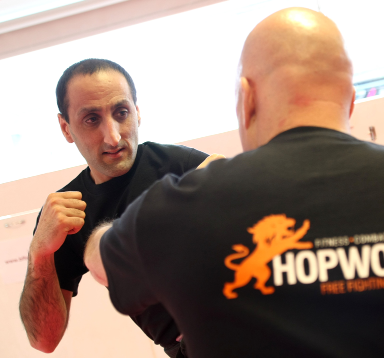 Sid Khaliq - Hopwood Instructor