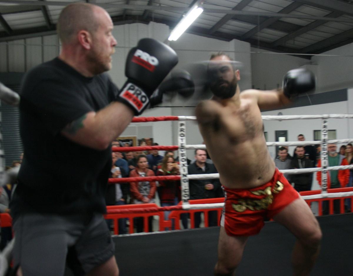 Novice Junior MMA Bromsgrove Redditch